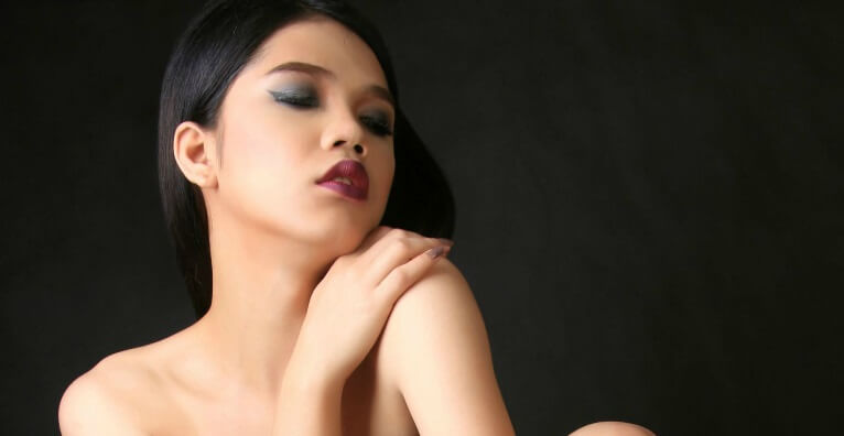 MsElleGabriel a ladyboy with style