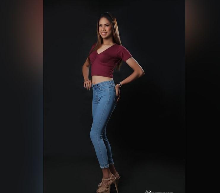 Transwoman Nikita is beautiful
